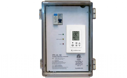 King FPC-02-120 PYRO Freeze Protection Controller - 120V
