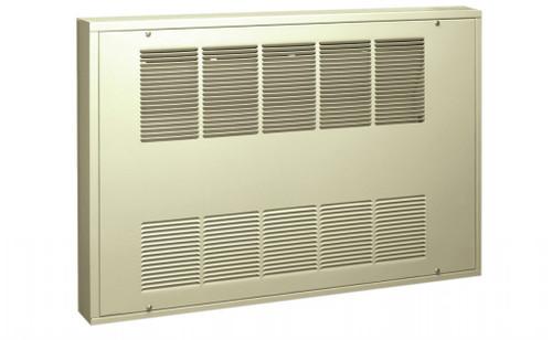 King KCF4-2740-1-S-TP-DS1-3PS 4000 Watt Fan Forced Heat Cabinet Wall Heater - 277V