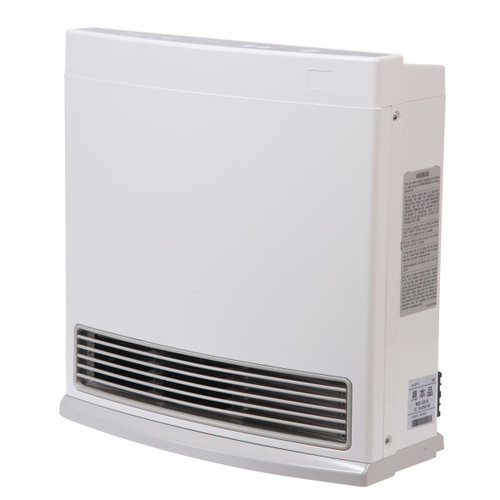 Rinnai FC510 10,000 BTU Vent Free Fan Convector Gas Heater, Choice of Fuel Type
