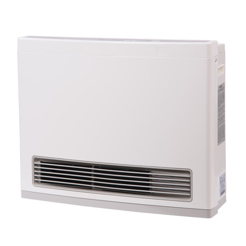 Rinnai FC824 24,000 BTU Vent Free Fan Convector Gas Heater, Choice of Fuel Type