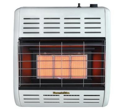 HearthRite HRW17ML 16800 BTU Infrared/Radiant Vent Free Gas Heater - LP