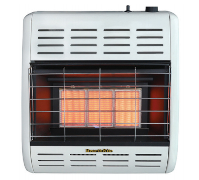 HearthRite HRW18TN 18000 BTU Infrared/Radiant Vent Free Gas Heater with Thermostat - Natural Gas