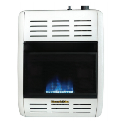 HearthRite HBW06ML 6000 BTU Blue Flame Vent Free Gas Heater - Liquid Propane