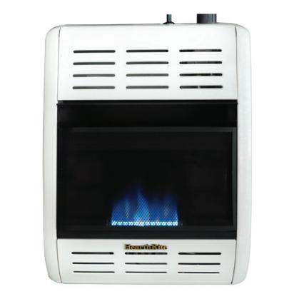 HearthRite HBW06MN 6000 BTU Blue Flame Vent Free Gas Heater - Natural Gas