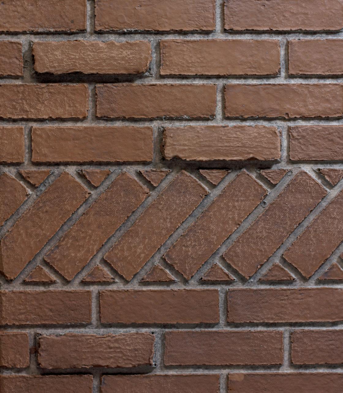 White Mountain Hearth VBP36D2E Banded Brick, Ceramic Fiber Firebox Liner