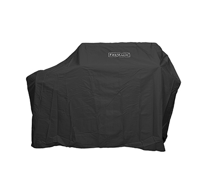 Fire Magic 5160-20F Grill Cover for Aurora A540s Portable Grills - Side Shelves Up