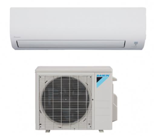Daikin FTX12NMVJU / RXL12QMVJU 12000 BTU 20 Series Heat and Cool Single Zone Mini Split System