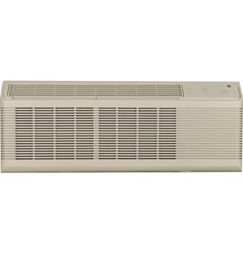 GE AZ45E09DAP 9000 BTU Class Dry Air 25 Zoneline PTAC Air Conditioner with Electric Heat