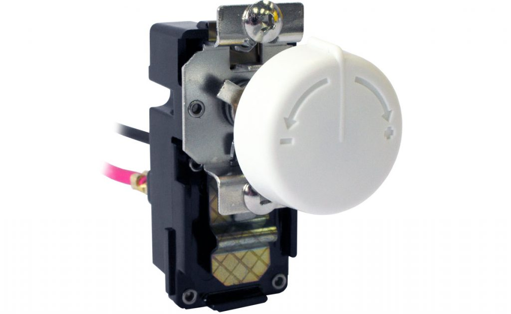 King Electric TKIT-2BW Double Pole Thermostat