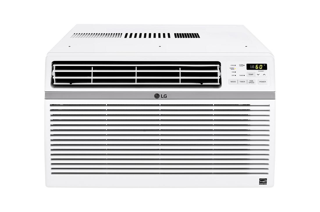 LG LW8016ER 8,000 BTU Window Air Conditioner - 115V - Energy Sta
