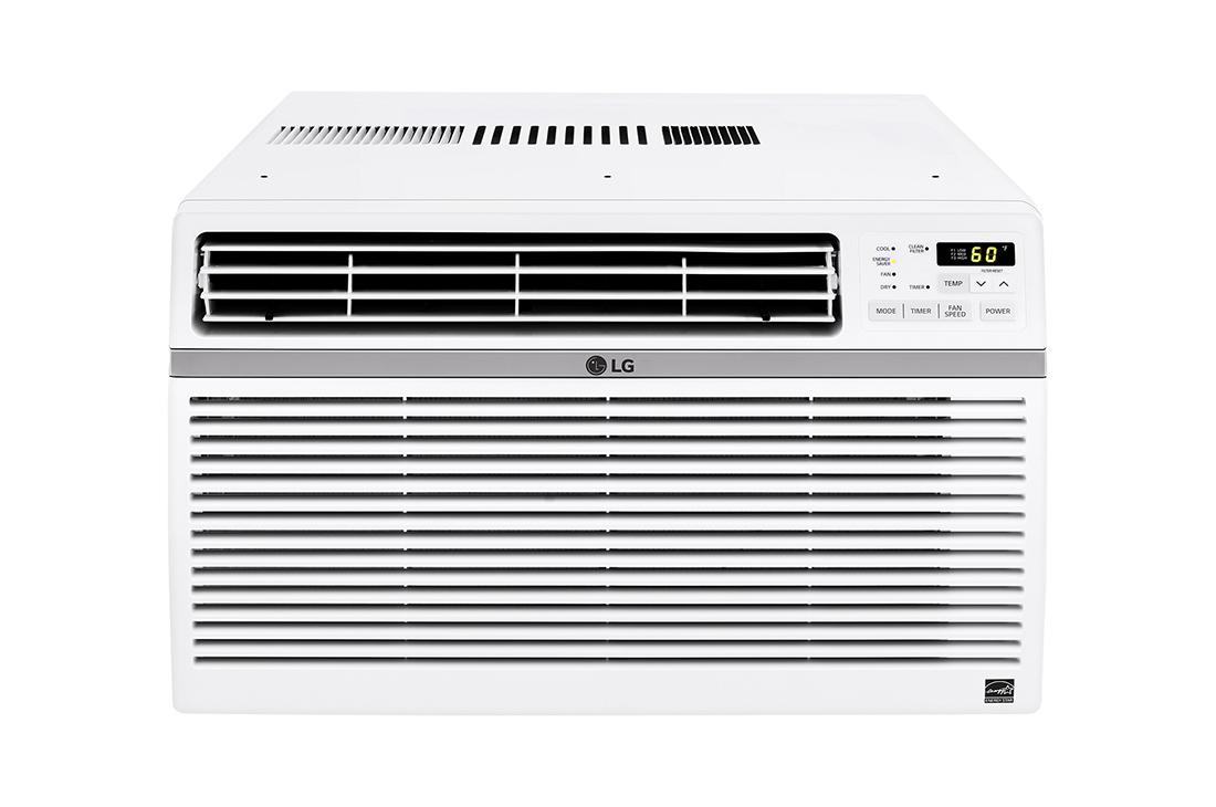 LG LW1017ERSM 10,000 BTU Smart WiFi Enabled Window Air Conditioner - 115V - Energy Sta
