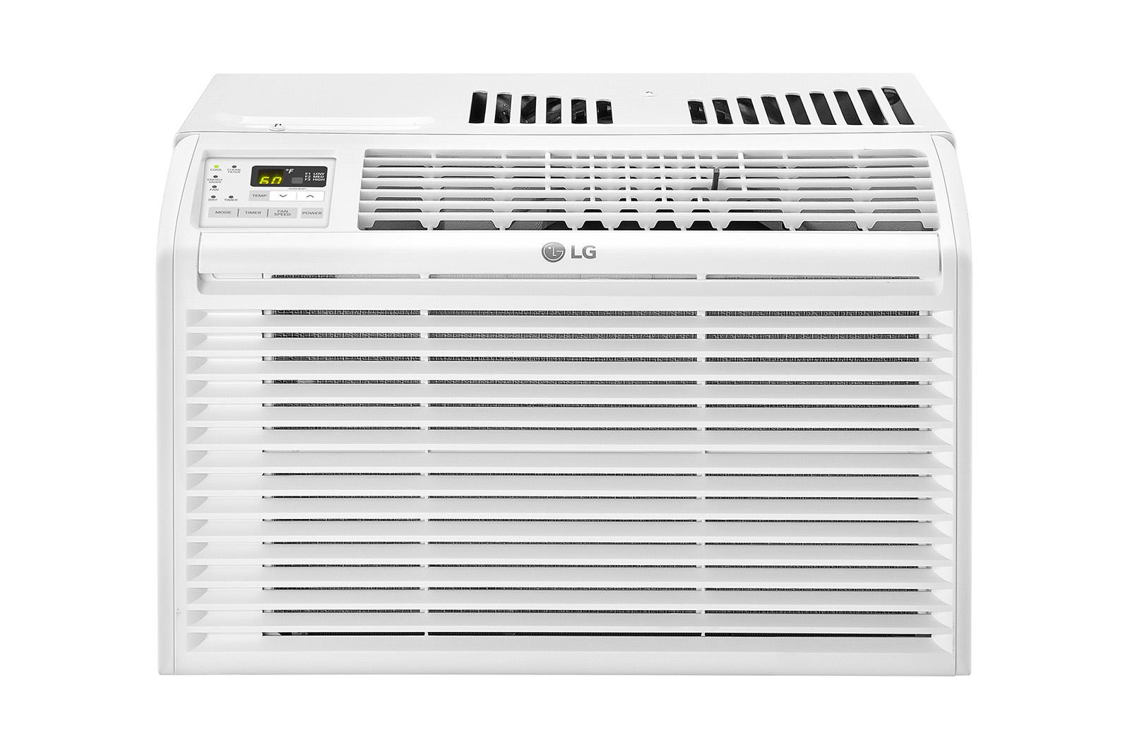 LG LW6017R 6,000 BTU Window Air Conditioner - 115V