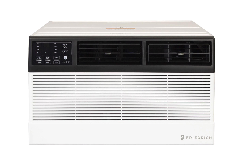 Friedrich UCT08A10A Uni-Fit Series 8000 BTU Smart WiFi Through-the-Wall Air Conditioner - 115 Volt - Energy Star