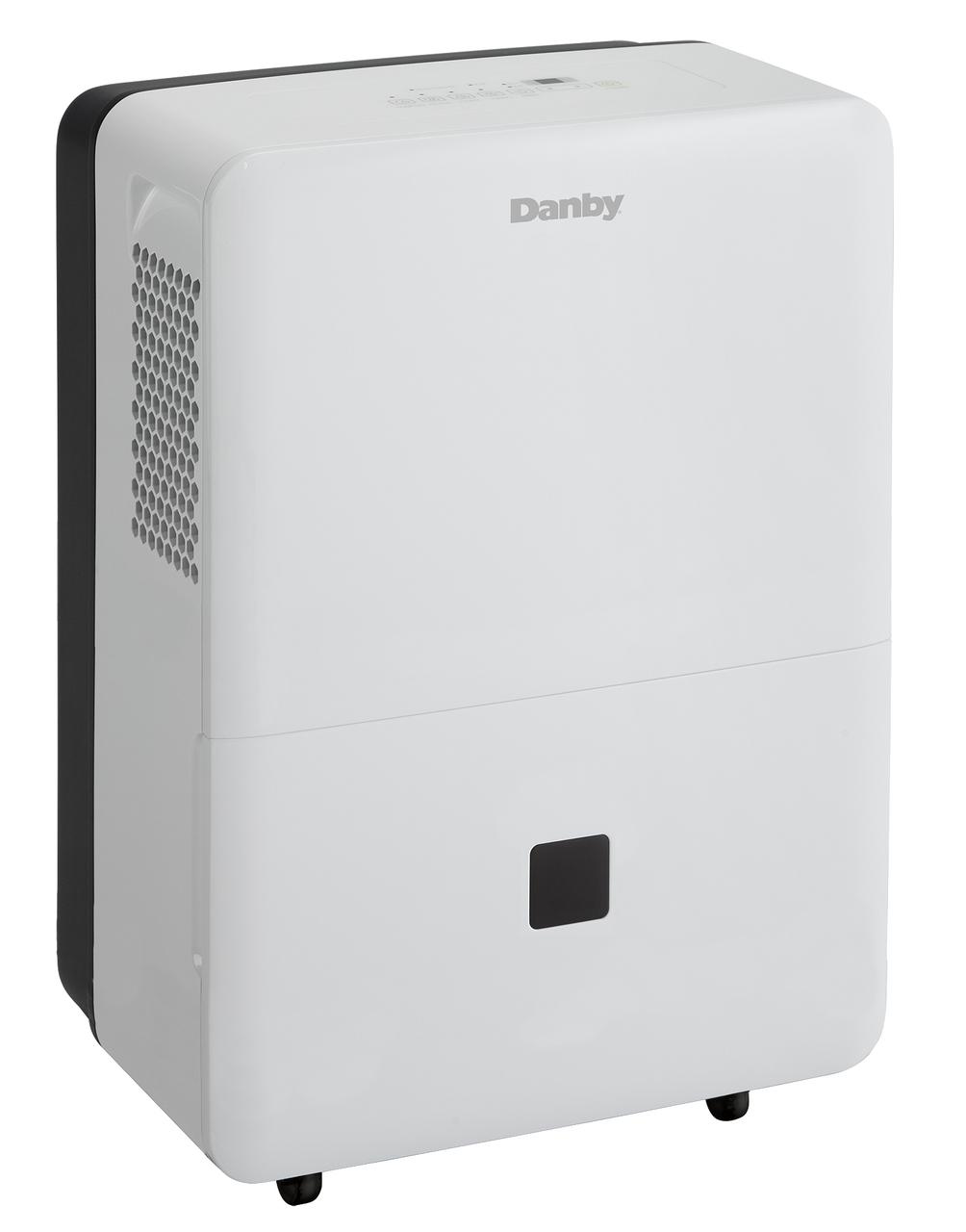 Danby DDR040BJWDB 40 Pint Portable Dehumidifier - Energy Star