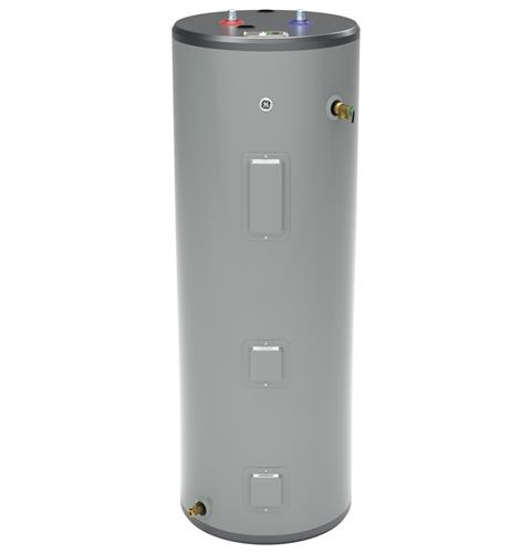 GE GE50T10BAM 50 Gallon Upright Electric Water Heater, 240 Volt/5500 Watts