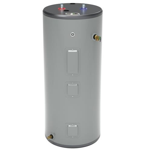 GE GE40S10BAM 40 Gallon Short Electric Water Heater 240 Volt 10 Year Warranty