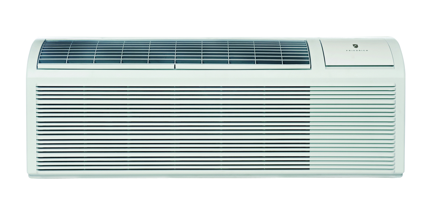 Friedrich PZH12K3SB 12000 BTU Class Select Series 11.4 EER PTAC Air Conditioner - 20 Amp - 230 Volt
