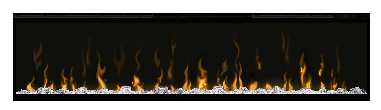 "Dimplex XLF60 IgniteXL 60"" Linear Built-In Electric Firebox"