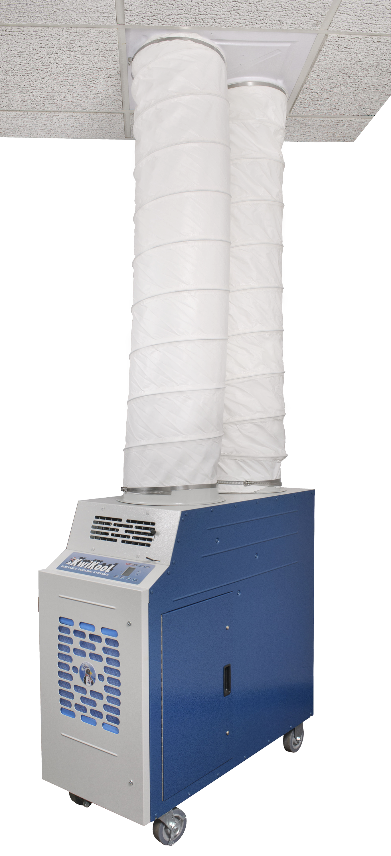 Kwikool CK-12 Ceiling Duct Kit for 1.1 - 1.5 Ton Iceberg Series