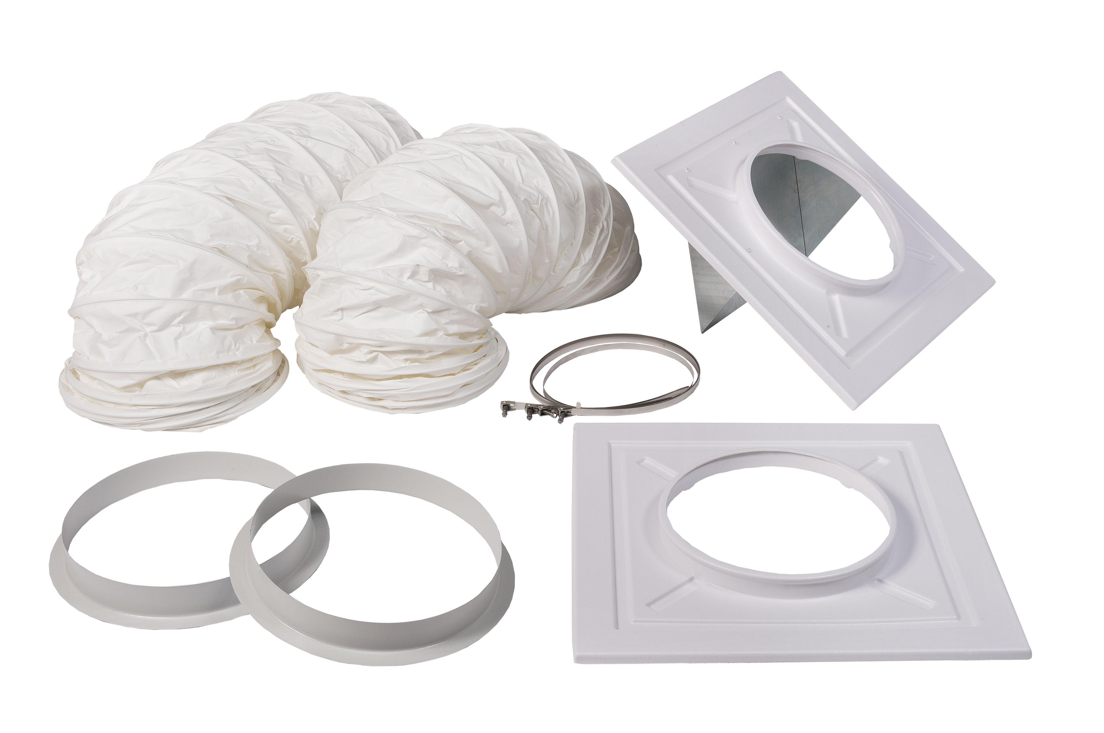 Kwikool CK-120 Ceiling Duct Kit for KIB 10 Ton Units