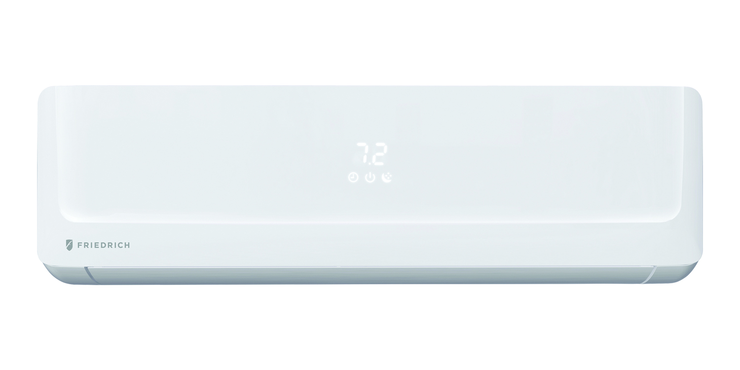 Friedrich FPHFW09A3B 9000 BTU Indoor Wall Unit - Heat and Cool - Built-In WiFi
