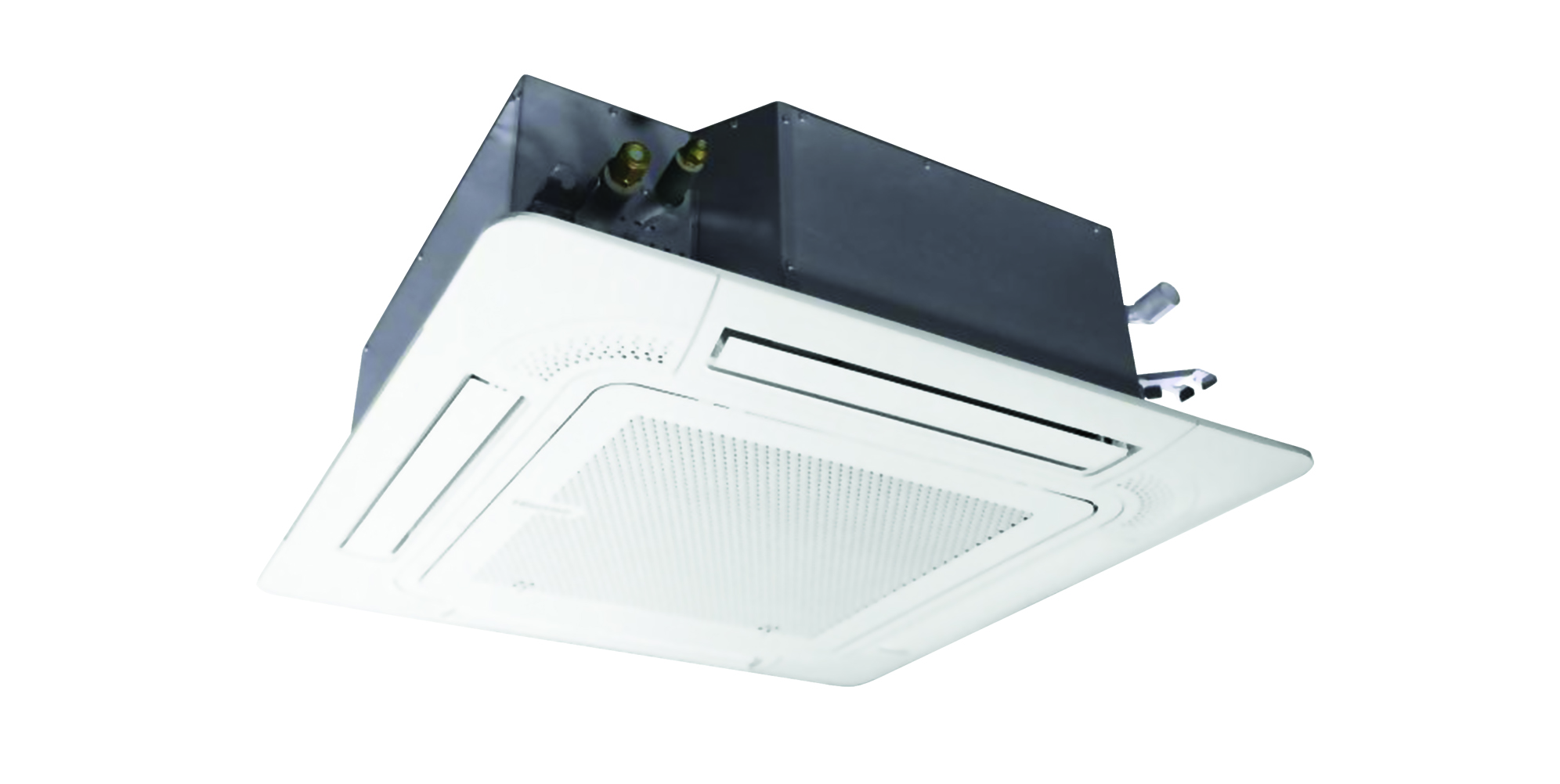 Friedrich FPHFC12A3B 12000 BTU 4-Way Ceiling Cassette with Grille (Indoor Unit) - Heat and Cool