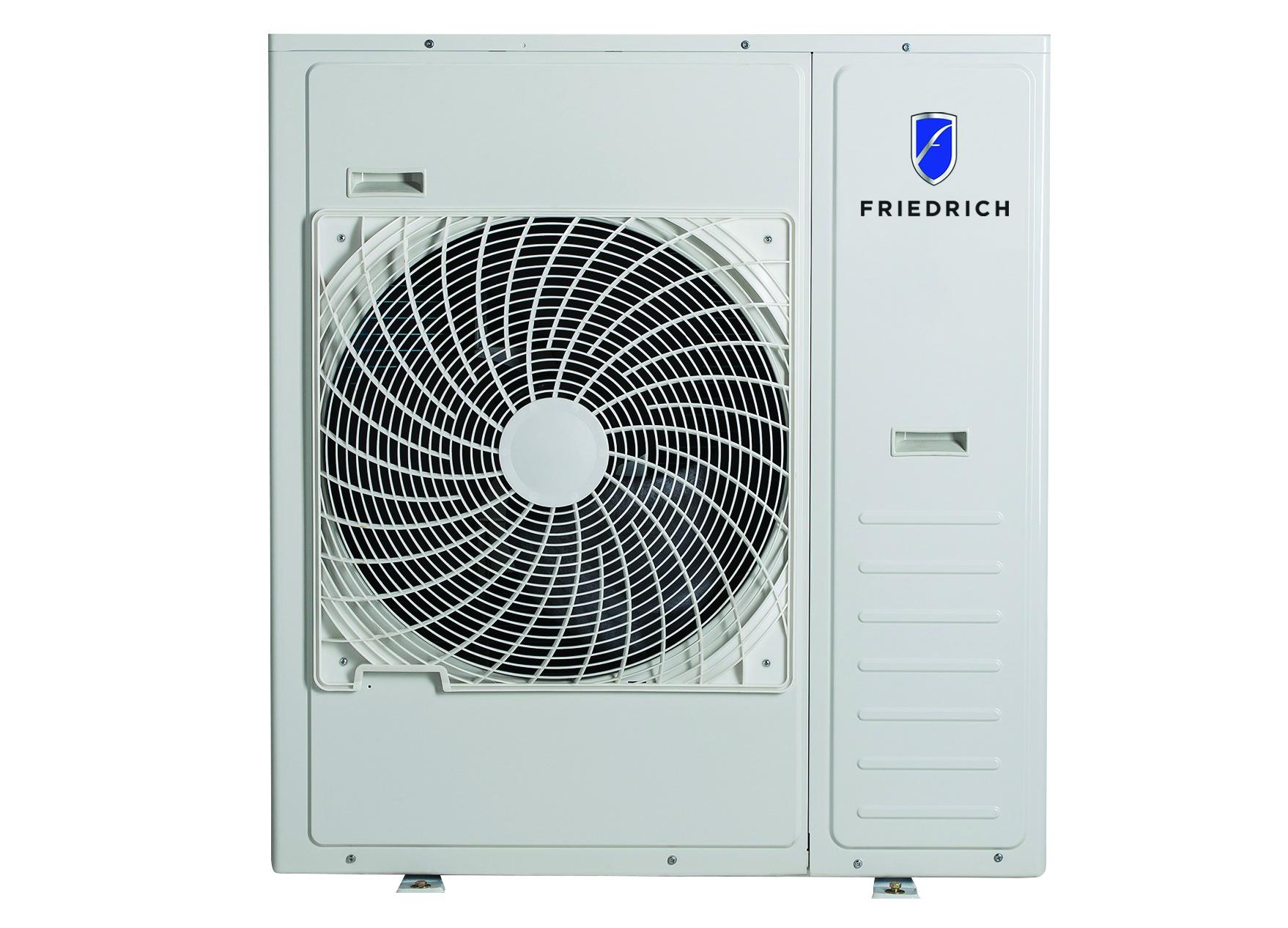 Friedrich FPHMR36A3A 32000 BTU Floating Air Pro Two Zone Mini Split Air Conditioner with Heat Pump