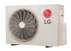 LG LAU090HYV3 9000 BTU Art Cool Premier Outdoor Unit