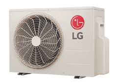 LG LAU120HYV3 12000 BTU Art Cool Premier Outdoor Unit