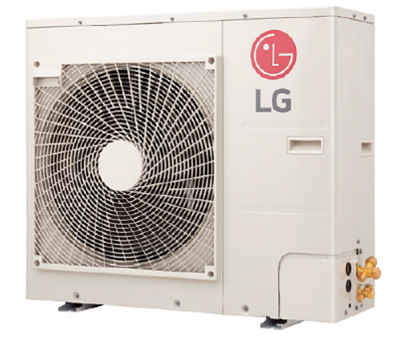 LG LAU150HYV3 15000 BTU Art Cool Premier Outdoor Unit