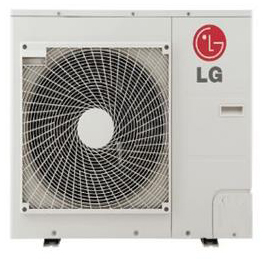 LG LSU243HLV3 24000 BTU Class High Efficiency Extended Pipe Outdoor Unit