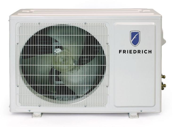 Friedrich FPHFR24A3A 24000 BTU Floating Air Pro Series Outdoor Unit