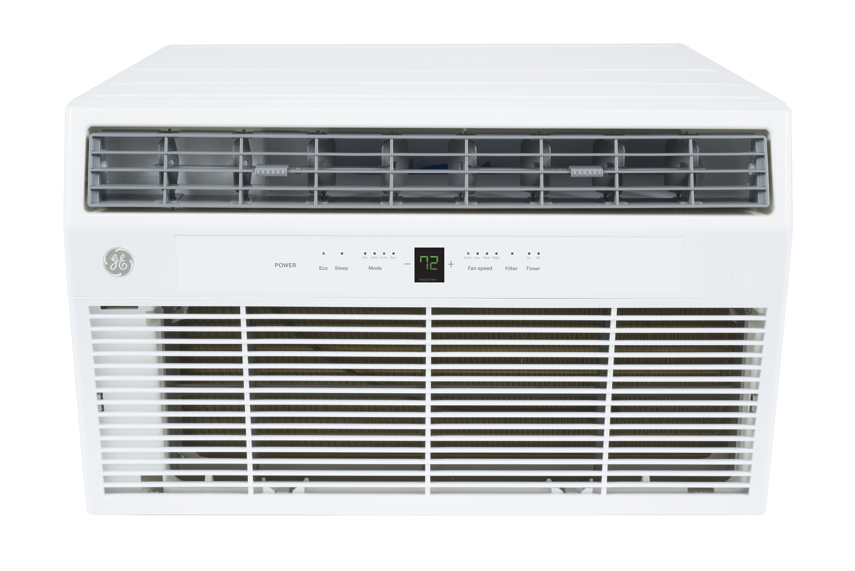 GE AKCQ10DCH 10000 BTU Through-the-Wall Room Air Conditioner - 208/230V