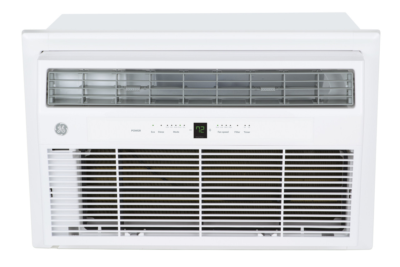 Ge Akcq08ach 8000 Btu Ttw Room Air Conditioner 115v