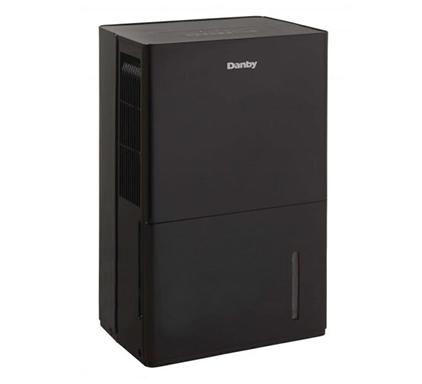 Danby DDR050BLPBDB 50 Pint Portable Dehumidifier with Built-In Pump - Energy Star