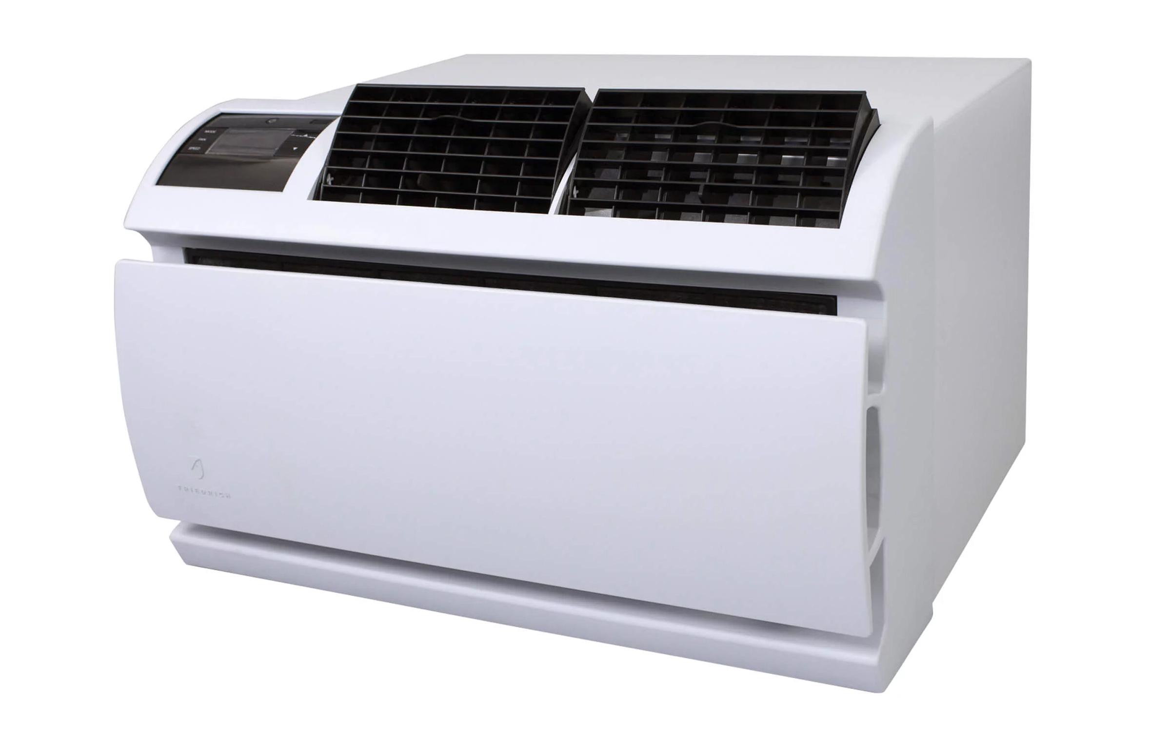 Friedrich WET12A33A Wallmaster Series 12000 BTU Smart WiFi Through-the-Wall Air Conditioner with Electric Heat - 208/230 Volt