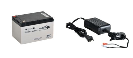 SpeedClean CJ-125-KIT-SB Spare Battery Kit for CJ-125 CoilJet Coil Cleaner