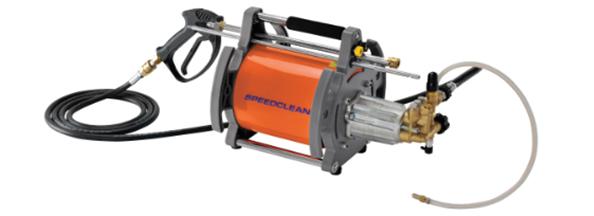 SpeedClean FLOWJET-60 FlowJet Electric Coil Cleaner System