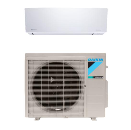 Daikin FTK09AXVJU / RK09AXVJU 19 Series 9000 BTU Class Cooling Only 19 SEER Single Zone System