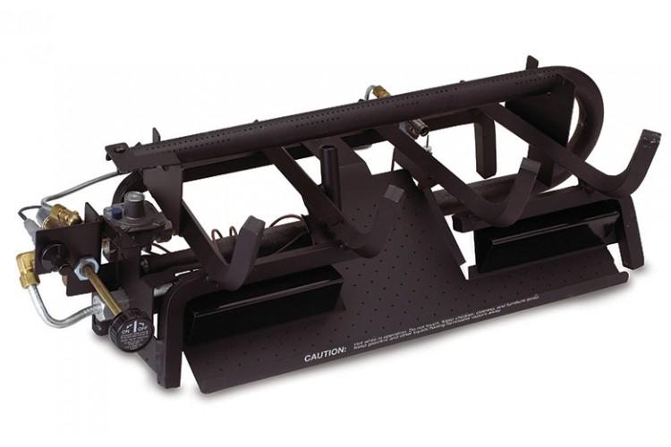 RH Peterson Real-Fyre G10-16/18P Vent Free Manual Burner - Liquid Propane