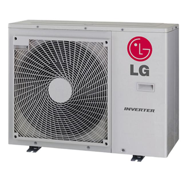 LG LUU240HHV 24000 BTU LGRed Outdoor Unit