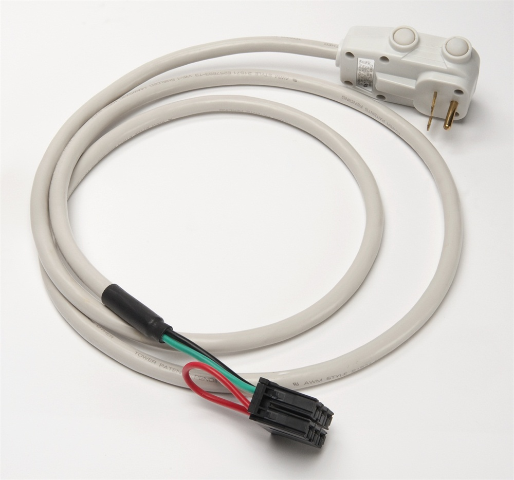 Friedrich PXPCFA23015 LCDI 230 Volt 15 Amp  Cord for Friedrich FreshAire PTAC Air Conditioners for 2.5 kW Heat