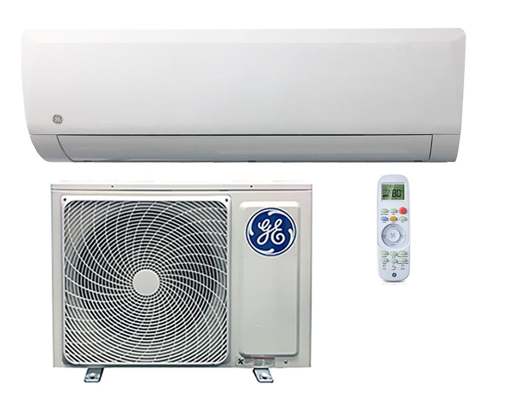 GE ASH109PRDWA / ASYW09PRDWB 9000 BTU Altitude Series Single Zone Mini Split - Heat and Cool - 208/230V