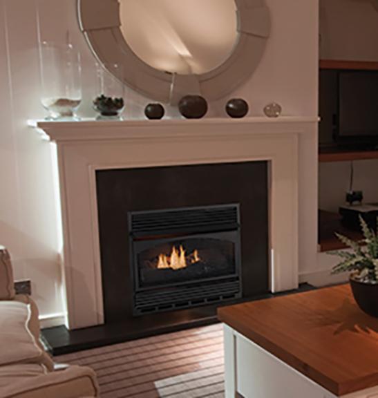 Superior VCM3026ZM Vent Free Gas Fireplace System, Pro-Series