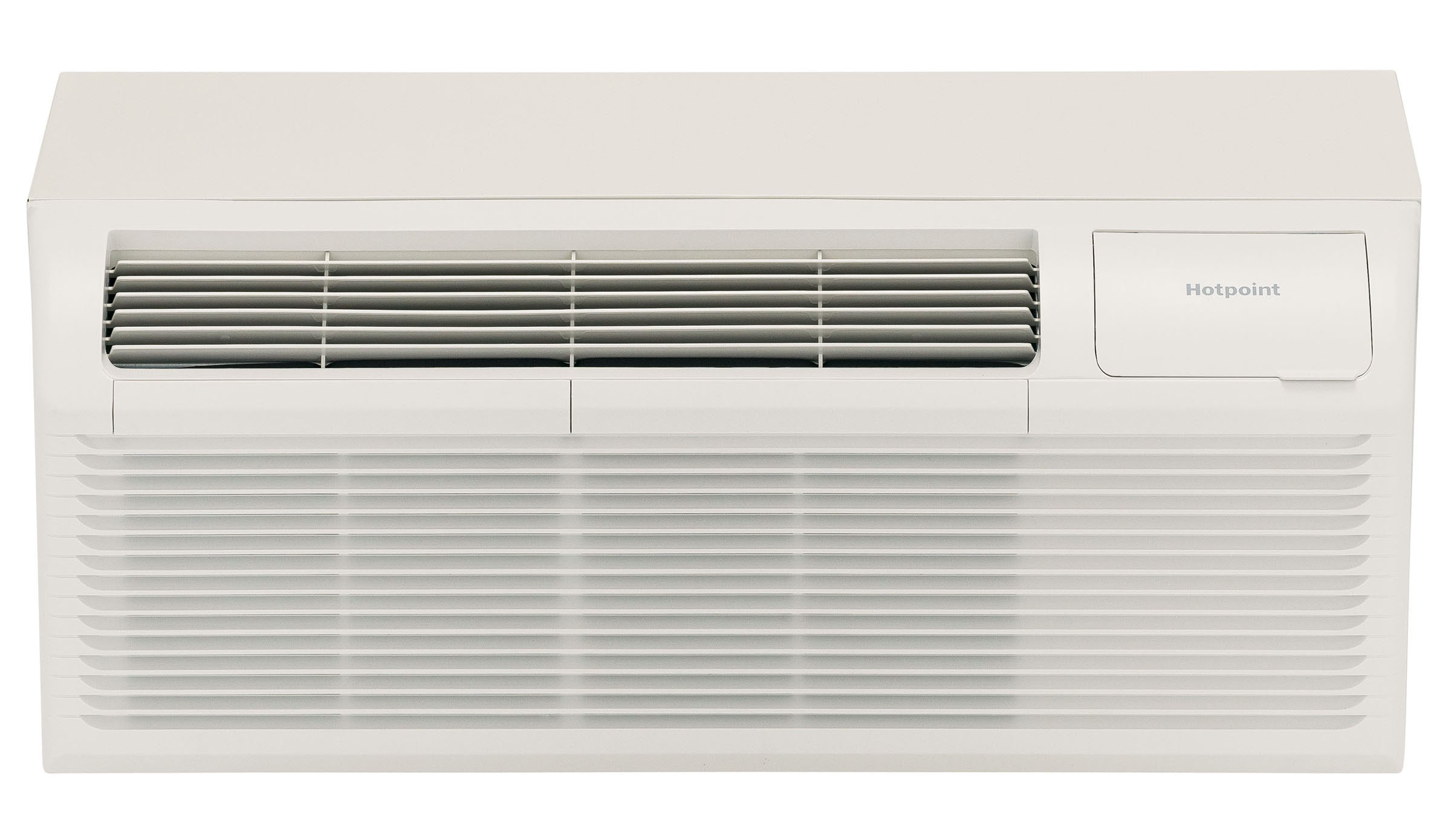 Hotpoint AH11E07D2B 7000 BTU PTAC Air Conditioner with Electric Heat - 15 Amp - 208/230 Volt