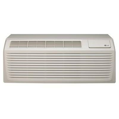 LG LP123IHP 12000 BTU PTAC Heat Pump Air Conditioner with Inverter Technology - 208/230 Volt - Power Cord Included