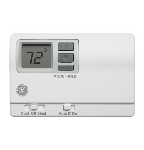 GE RAK149P2 Programmable Digital Thermostat for PTACs and VTACs