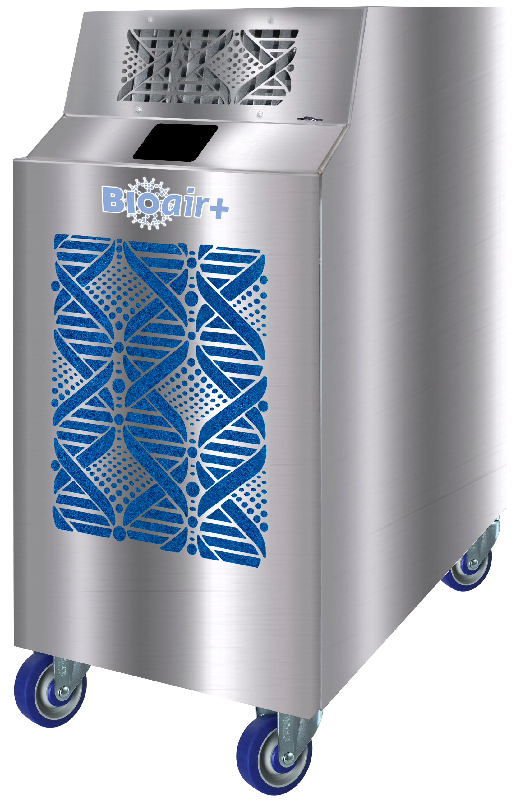 Kwikool KBP1800 Combination Air Scrubber / Negative Air Machine with HEPA Filtration and UV Protection
