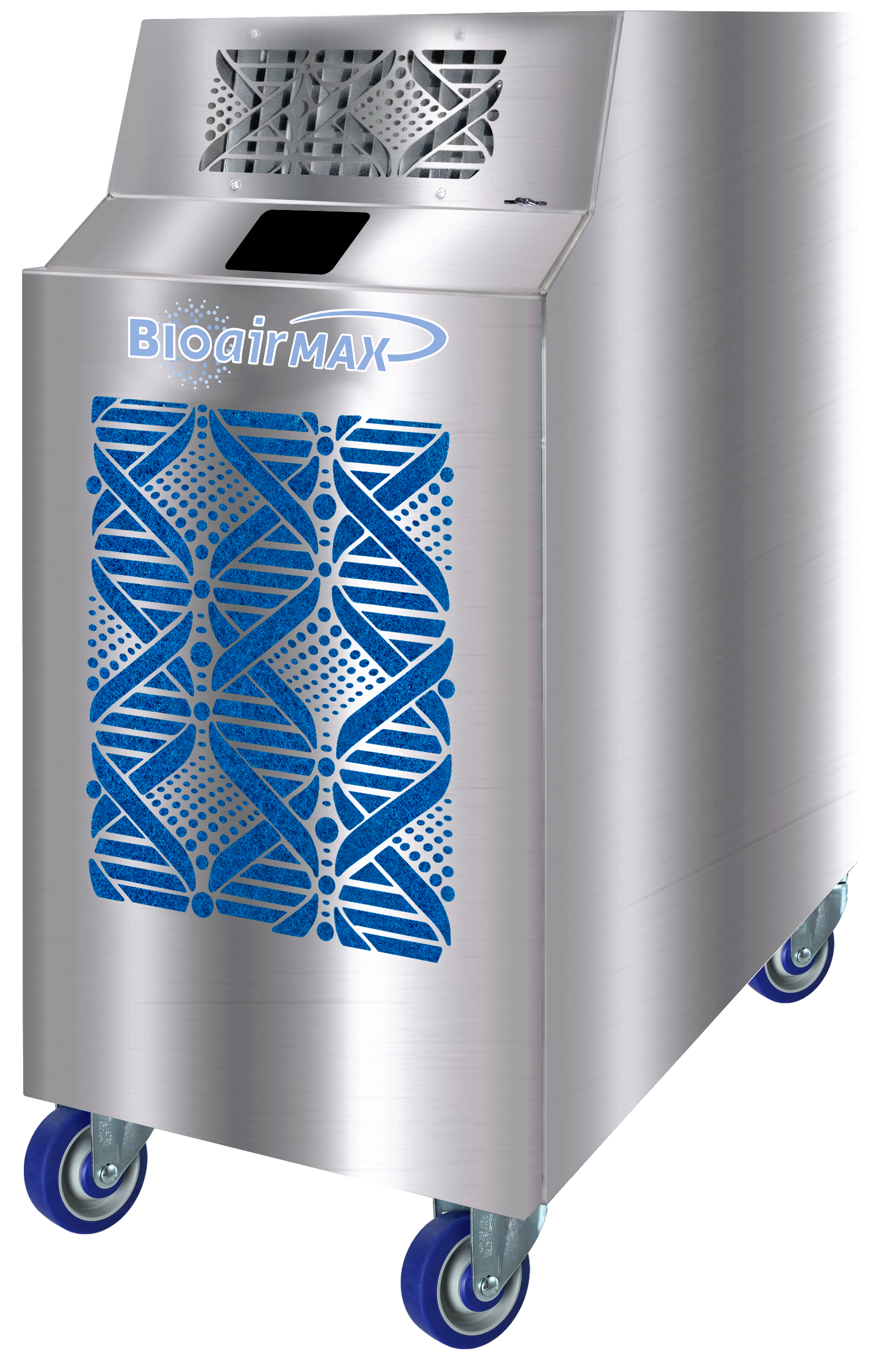 Kwikool KBX1800 BioAir Max Series Combination Air Scrubber / Negative Air Machine with HEPA Filtration, UV Protection and Ionizer