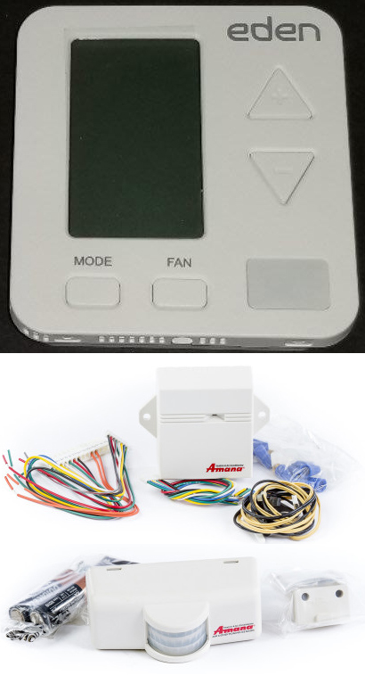 Amana GT01H-DS01G-DD01E GenericTenna RF Antenna, DigiDoor Occupancy Sensor and DigiStat Thermostat Kit